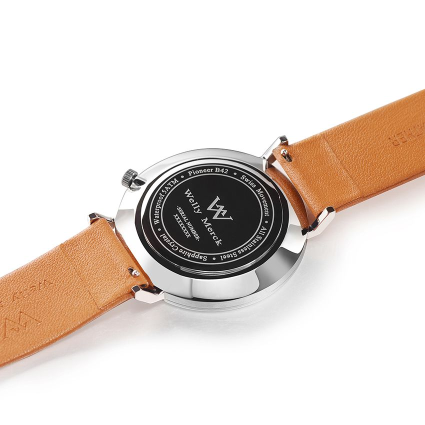 Pioneer Athens S | 42 mm